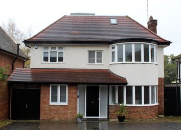 Thumbnail 5 bed detached house for sale in Great North Road, North Mymms, Hatfield