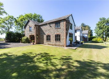 Thumbnail 6 bedroom detached house for sale in Therfield Road, Royston, Hertfordshire