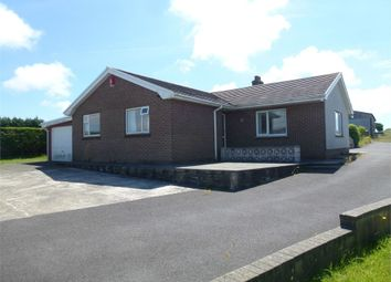 Thumbnail 3 bed detached bungalow for sale in Maesgwyn, Tanygroes, Cardigan, Ceredigion