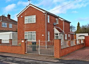 Thumbnail 4 bed detached house for sale in Fenside Avenue, Styvechale, Coventry