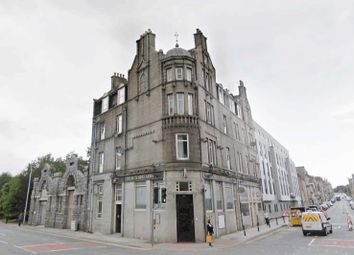 Thumbnail 1 bedroom flat for sale in 445, George Street, Flat B, Aberdeen AB253Yb