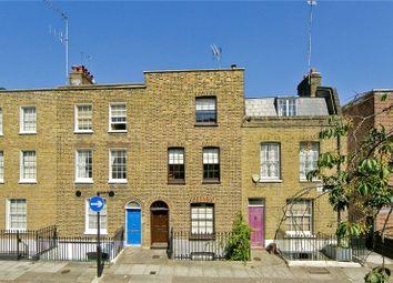 Thumbnail 3 bedroom terraced house for sale in Wynyatt Street, Clerkenwell