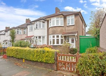 Thumbnail 3 bed end terrace house for sale in Aldermoor Road, Catford, London