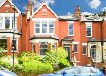 Thumbnail 5 bed terraced house for sale in Dukes Avenue, Muswell Hill, London