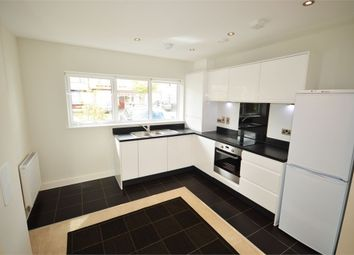 Thumbnail 1 bed flat to rent in Edward Court, Clarence Avenue, Ilford, Essex
