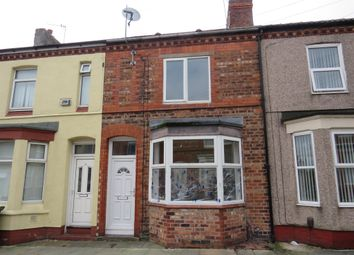 Thumbnail 3 bed terraced house for sale in Oriel Road, Tranmere, Birkenhead