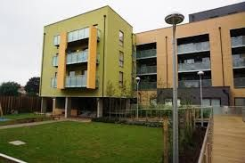 Thumbnail 2 bed flat to rent in Scenix House, South Woodford