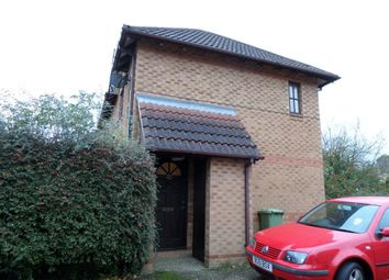 Thumbnail 1 bed maisonette to rent in Rayleigh Close, Shenley Church End, Milton Keynes