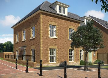 "Thumbnail 3 bed end terrace house for sale in ""Cavendish"" at James Whatman Way, Maidstone"