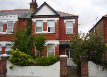 Thumbnail 2 bed flat to rent in Wynn Road, Whitstable