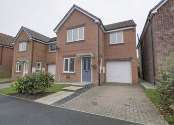 Thumbnail 3 bed detached house for sale in Kingsdale Close, Catchgate, Stanley