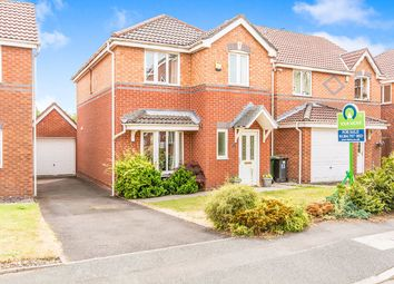 Thumbnail 3 bed detached house for sale in Pear Tree Drive, Farnworth, Bolton