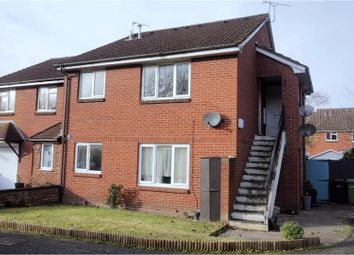Thumbnail 1 bed flat for sale in Duddon Close, Southampton