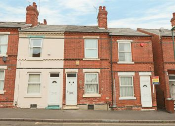 Thumbnail 2 bed terraced house for sale in Russell Road, Forest Fields, Nottingham