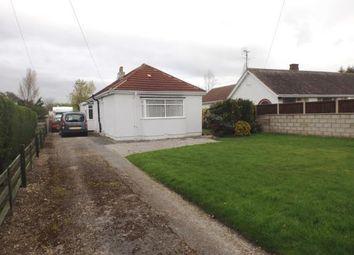 Thumbnail 3 bed bungalow for sale in Gwellyn Avenue, Kinmel Bay, Denbighshire