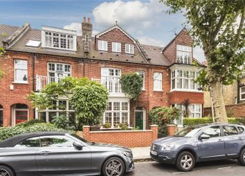 Thumbnail 5 bed terraced house for sale in Thornton Avenue, Chiswick, London