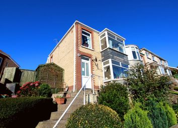 Thumbnail 3 bed end terrace house for sale in Marlborough Park, Ilfracombe