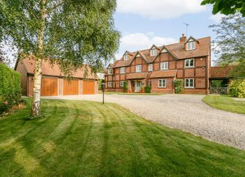 Thumbnail 7 bed detached house for sale in Appleford Road, Sutton Courtenay, Abingdon