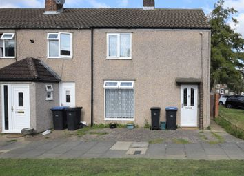 Bushey Croft, Harlow CM18. 2 bed end terrace house