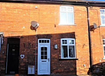 Thumbnail 2 bed terraced house for sale in South View, Willerby