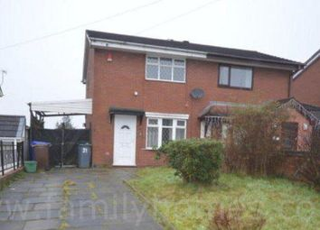 Thumbnail 2 bed semi-detached house to rent in Hemingway Road, Longton, Stoke-On-Trent