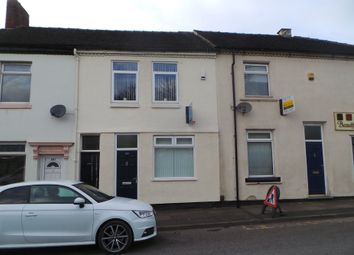 Thumbnail 4 bed terraced house to rent in London Road, Trent Vale, Stoke-On-Trent