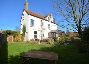 Thumbnail 6 bed detached house for sale in Coastguard Lane, Kessingland, Lowestoft