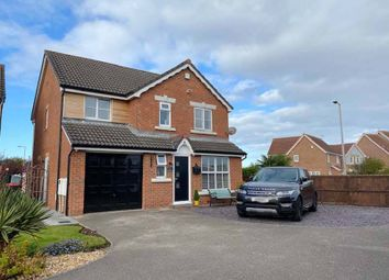 Thumbnail 4 bed detached house for sale in Dallam Dell, Thornton-Cleveleys