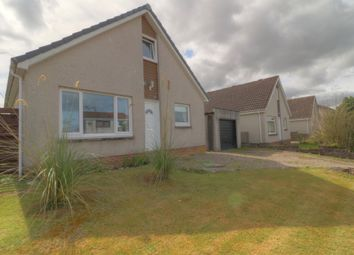 Thumbnail 3 bed detached house for sale in Grampian Crescent, Northmuir, Kirriemuir