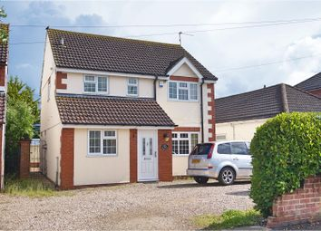 Thumbnail 4 bedroom detached house for sale in Oxford Road, Swindon