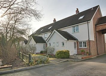 Thumbnail 3 bed terraced house to rent in St Michaels Mews, Leaden Roding, Essex