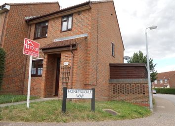 Thumbnail 2 bed terraced house to rent in Bramble Road, Witham, Essex