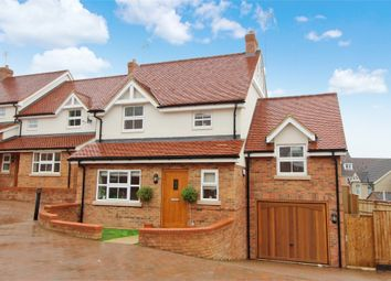 Thumbnail 5 bed detached house for sale in Buckingham House, The Sidings, Buckingham