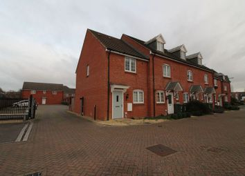 Thumbnail 2 bed end terrace house to rent in Eggleton Close, Aylesbury