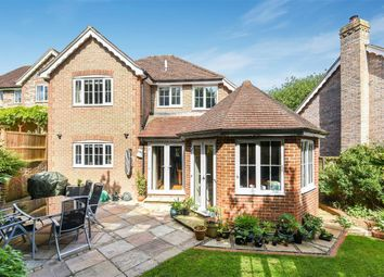 Thumbnail 4 bed detached house for sale in Overton, Basingstoke, Hampshire