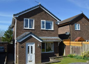 Thumbnail 3 bedroom detached house for sale in Holly Grove, Longridge, Preston