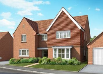 Thumbnail 5 bed detached house for sale in Meadow Gardens, Wedow Road, Thaxted, Essex