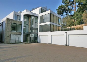 Thumbnail 4 bedroom flat for sale in Alington Road, Canford Cliffs, Poole