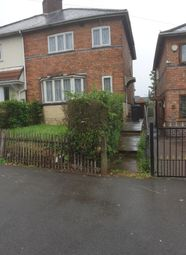 3 bed semi-detached house for sale in Churchill Road, Bordesley Green, Birmingham, West Midlands B9