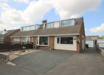 Thumbnail 4 bed semi-detached house for sale in Cheriton Field, Fulwood, Preston