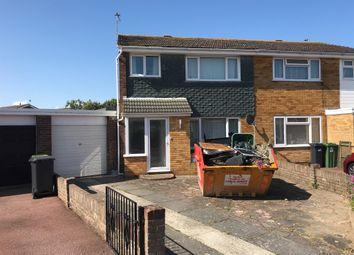 3 bed semi-detached house for sale in Fraser Avenue, Eastbourne BN23