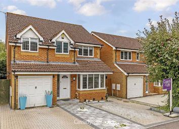Wynches Farm Drive, St. Albans, Hertfordshire AL4. 4 bed detached house