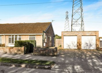 Thumbnail 2 bed semi-detached bungalow for sale in Torridge Rise, Bedford