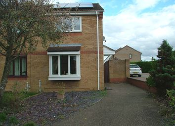 Thumbnail 2 bed property for sale in Merryweather Close, Long Stratton, Norwich