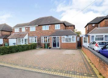 Thumbnail 4 bed semi-detached house for sale in Hazelhurst Road, Castle Bromwich, Birmingham