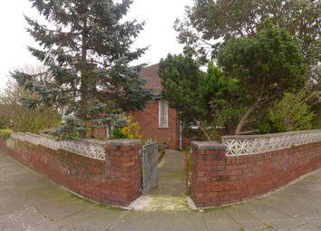 Thumbnail 2 bed detached bungalow for sale in Willow Drive, Poulton-Le-Fylde