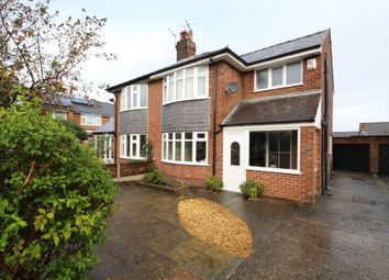 Thumbnail 3 bed semi-detached house to rent in Aspels Crescent, Penwortham, Preston