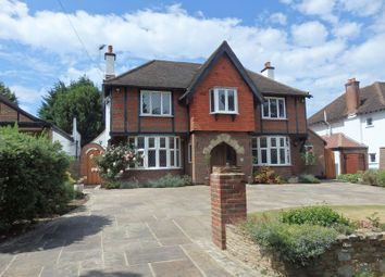 Thumbnail 5 bedroom detached house to rent in The Green, Epsom