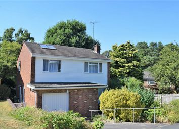 Thumbnail 4 bed detached house for sale in Silver Drive, Frimley, Camberley, Surrey