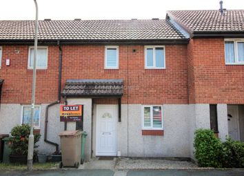 Thumbnail 2 bedroom terraced house to rent in Trevose Way, Plymouth